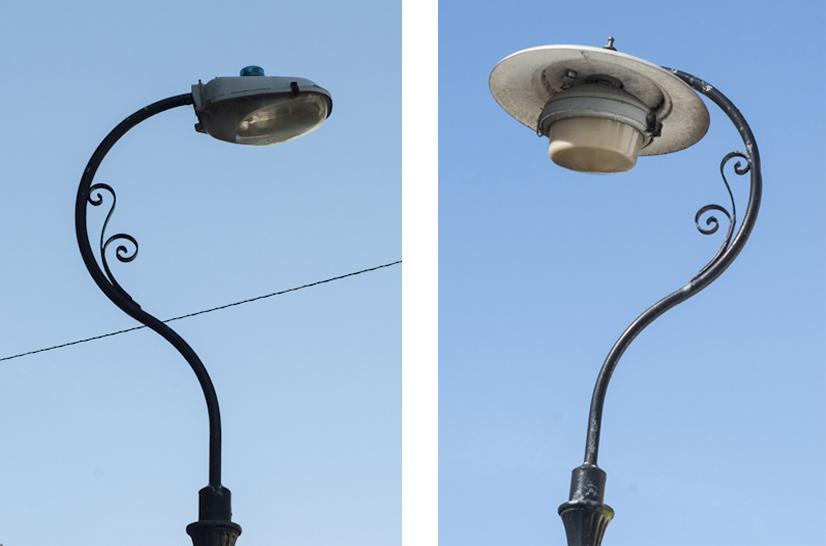 Swan Neck Lamps