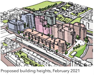 Gasworks redevelopment: Brighton Society response to the 2nd public consultation