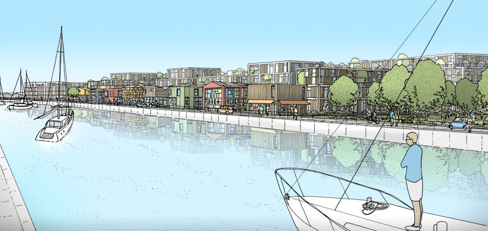 Shoreham Harbour Regeneration Partnership: Comments