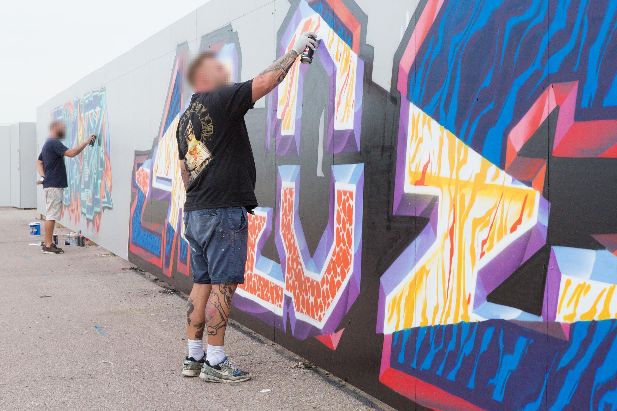 The Brighton Society Graffiti Strategy