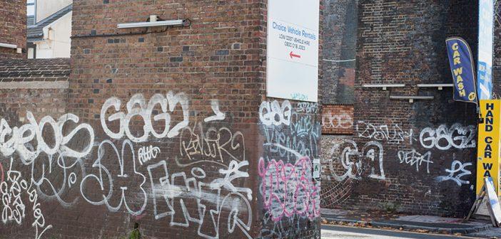 Graffiti Brighton