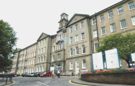 Brighton General Hospital development