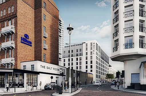 Brighton Society response to the Cannon Place Hotel public consultation