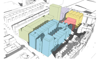 Permission granted to the University of Brighton to build new slums in Circus Street