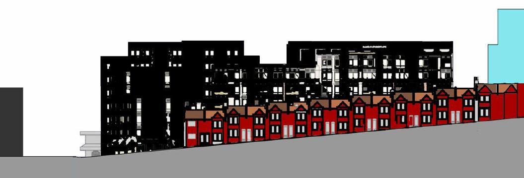 Edward Street development – Local residents complain about First Base underhand tactics