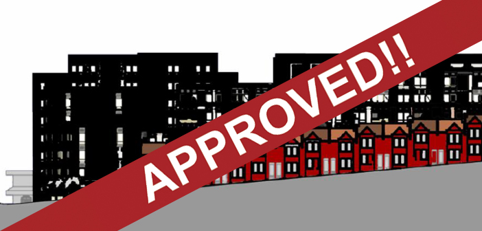 First Base Edward Street scheme is approved