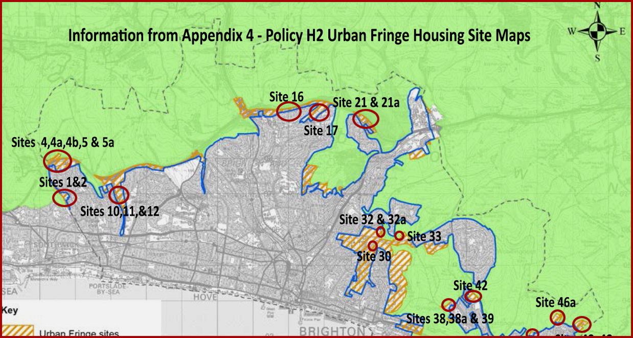 What's happening on the Urban Fringe