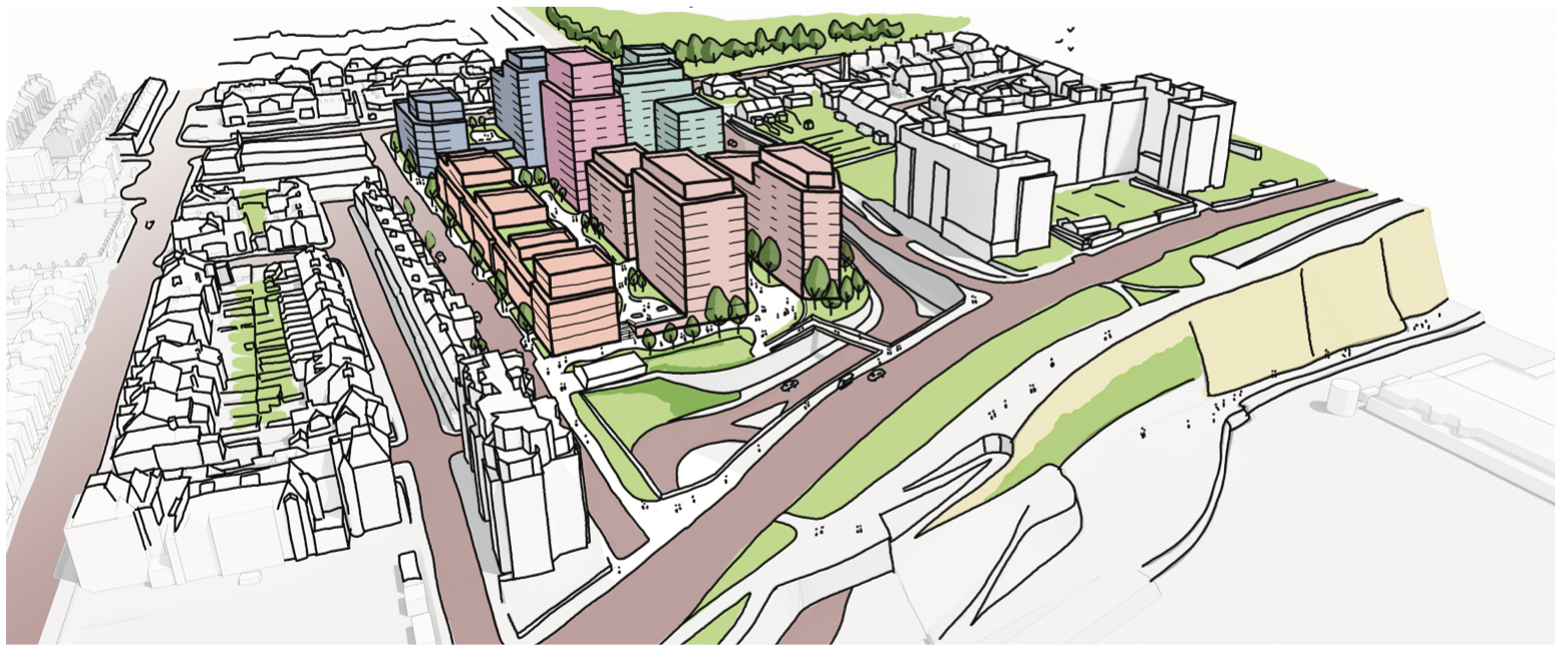 Has the Council surreptitiously and deliberately ditched Planning policy to bolster developer interests?