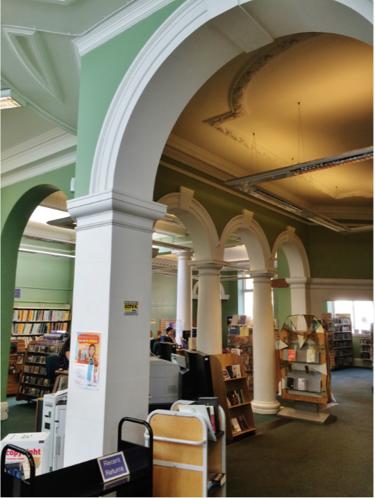 Further row over Hove Library