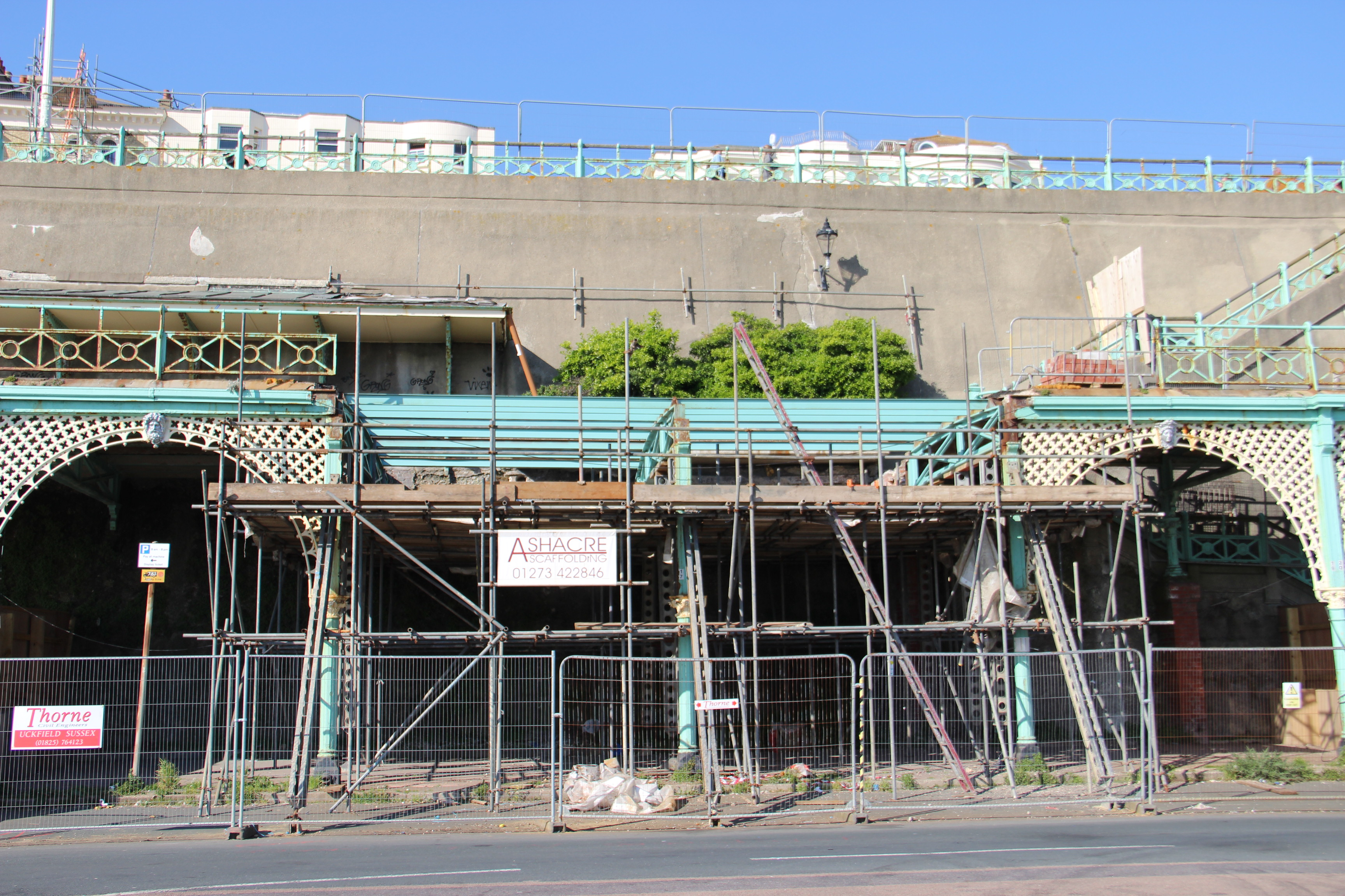 Madeira Terrace – the case for conservation expertise