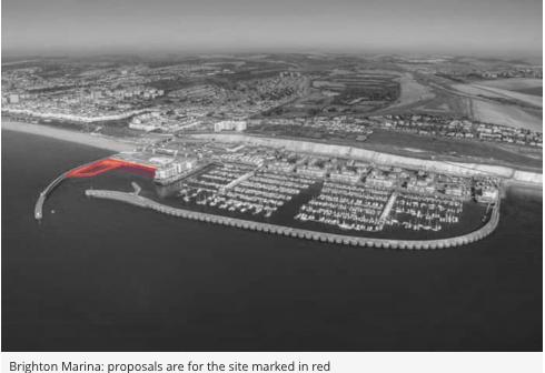 Marina Development – latest image