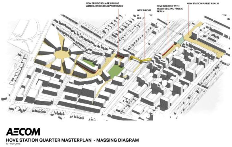 Brighton Society Response  to the Hove Station Neighbourhood Plan