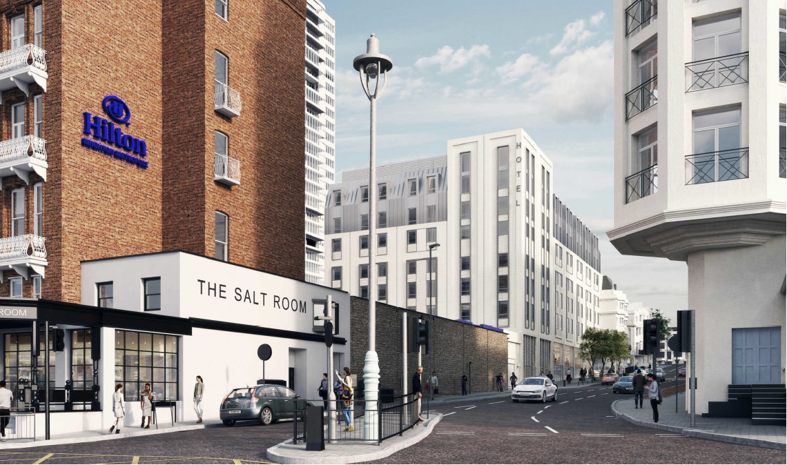 Brighton Society objection to Cannon Place Hotel