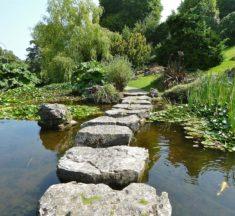 Preston Park Rockery, best in England