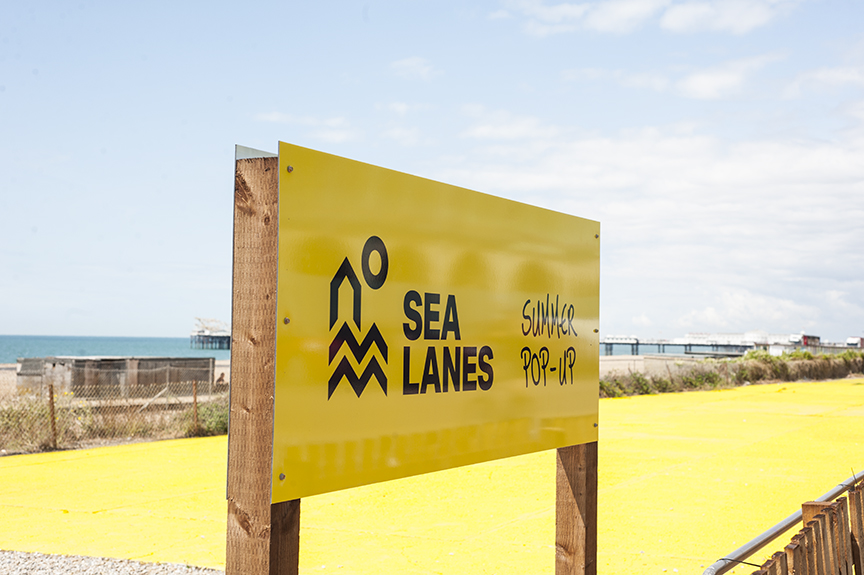 SEA LANES POP UP