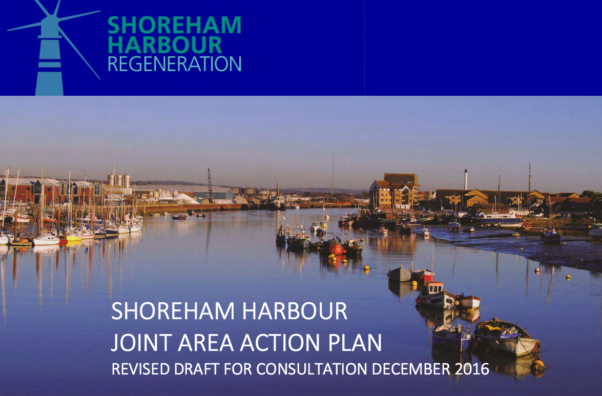 Shoreham Harbour Joint Area Action Plan: Brighton Society comments
