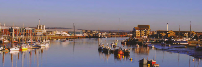 Shoreham Harbour: we strongly support the intentions of the plan