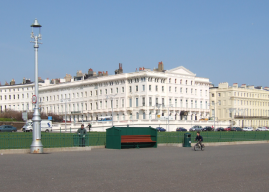 Historic seafront under threat