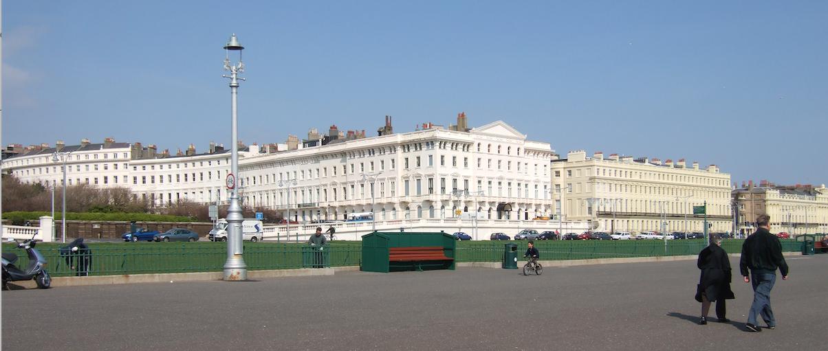 Historic seafront under threat