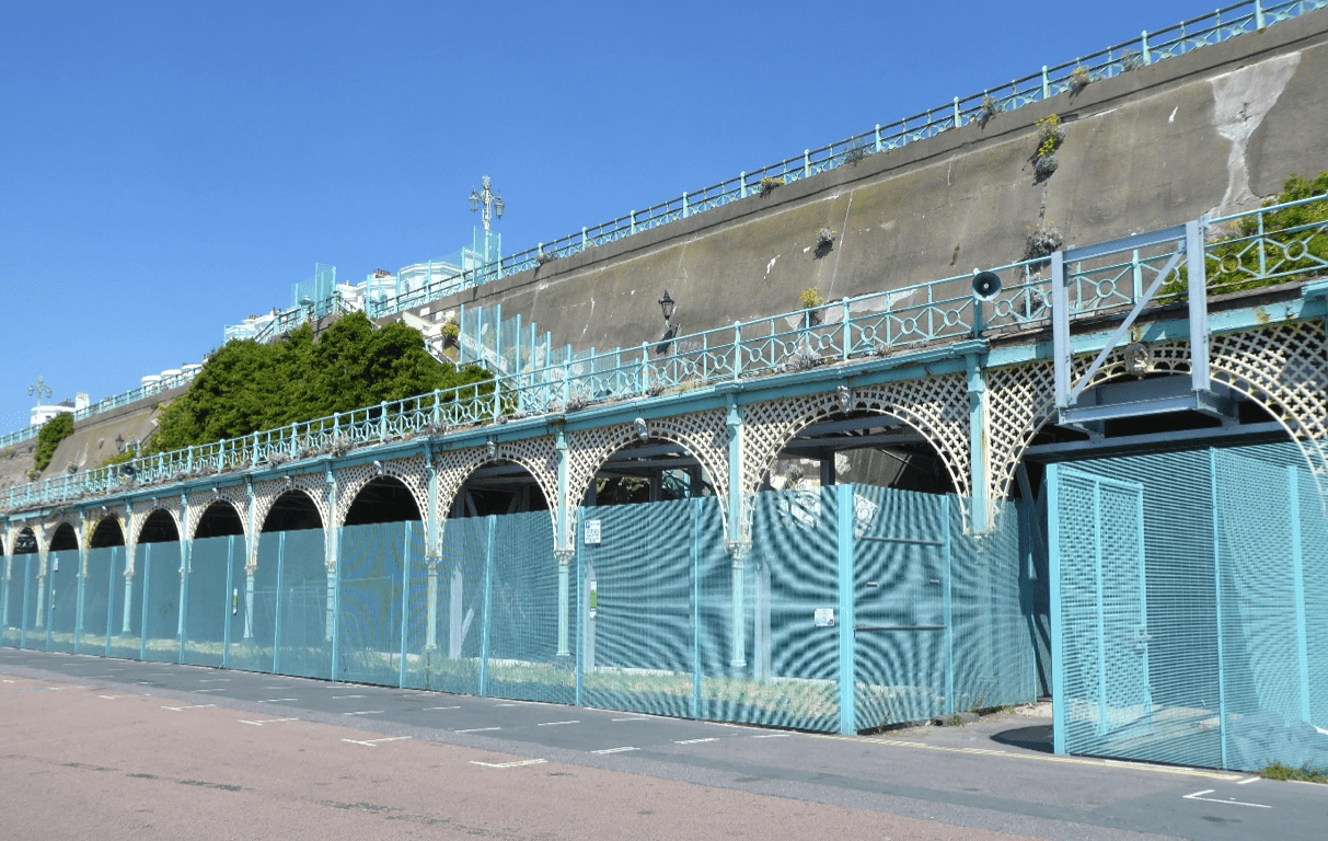 Madeira Terrace Restoration – is there any progress?