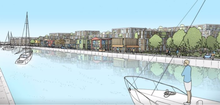 Shoreham Harbour : was there a failure of planning?