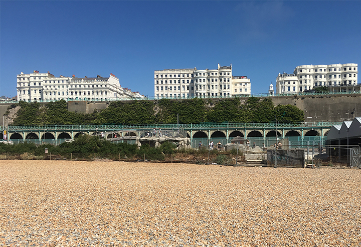 More joy and jokes planned for Brighton's sea front