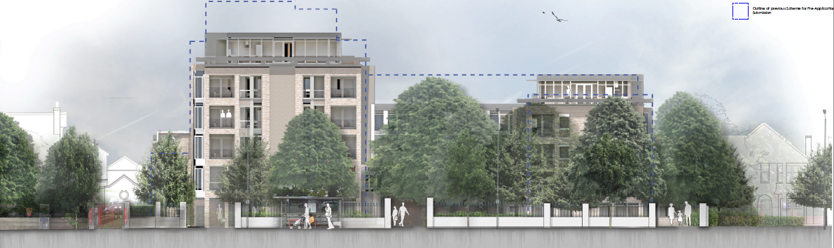 New Synagogue and associated facilities, 29 – 31 New Church Road, Hove – a disappointing design